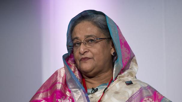 Sheikh Hasina was the target of the plot