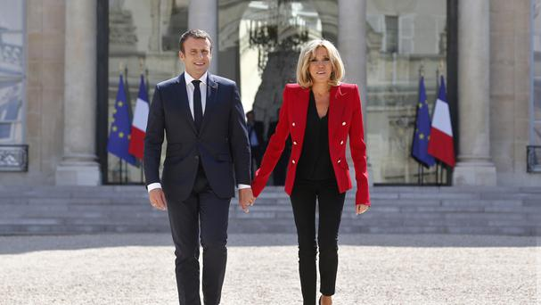 Brigitte Macron won't have paid role in husband's government