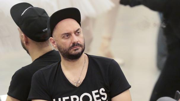 Russian Federation  detains theater director Kirill Serebennikov over alleged fraud