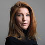 "Swedish journalist Kim Wall, who was on board the submarine ""UC3 Nautilus"" before it sank in the strait between Denmark and Sweden. Photo: TT News Agency/Tom Wall"