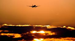 British research shows four in 10 people get ill when travelling or going on holiday. Stock photo: PA