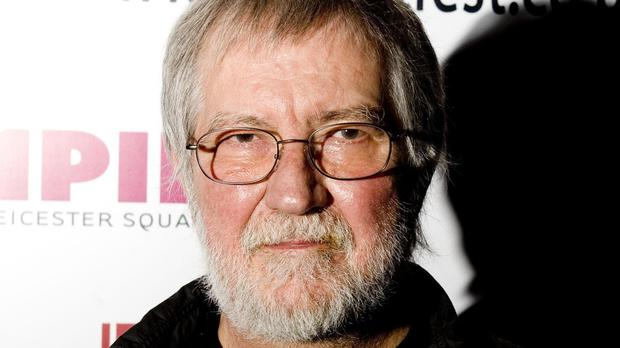 Tobe Hooper, the director of Poltergeist and The Texas Chainsaw Massacre