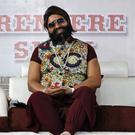 Indian spiritual guru Saint Dr Gurmeet Ram Rahim Singh Ji Insan has been jailed for rape (AP/Tsering Topgyal)