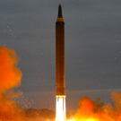 North Korea's latest missile launch flew over northern Japan. Photo: Reuters