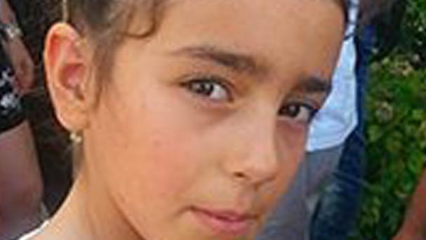 Nine-year-old Maelys disappeared during a wedding in the French Alps (Gendarmerie Nationale via AP)