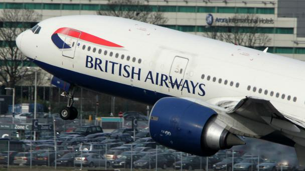 British Airways sent an empty aircraft to the Caribbean to bring customers back early