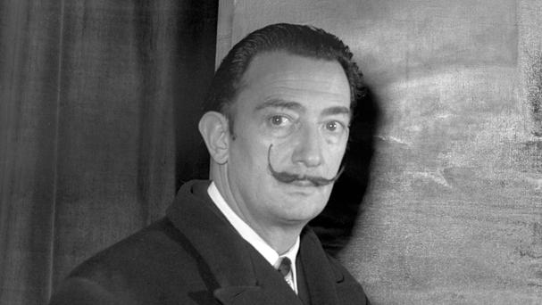 The woman claimed to be the daughter of Salvador Dali