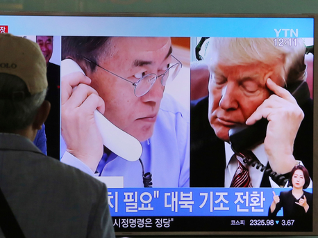 N.Korea warns US, Japan, South Korea against seeking sanctions