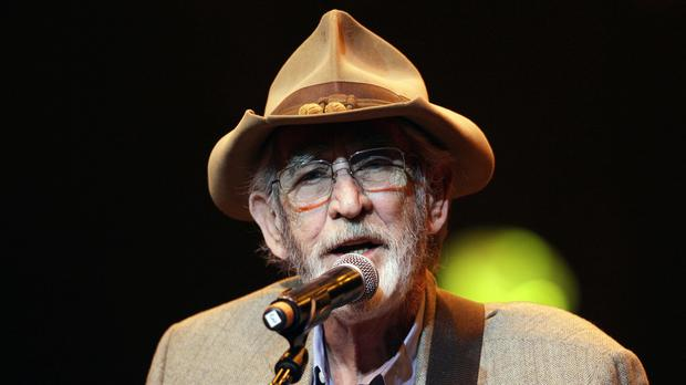 Don Williams performs in 2012 (AP)