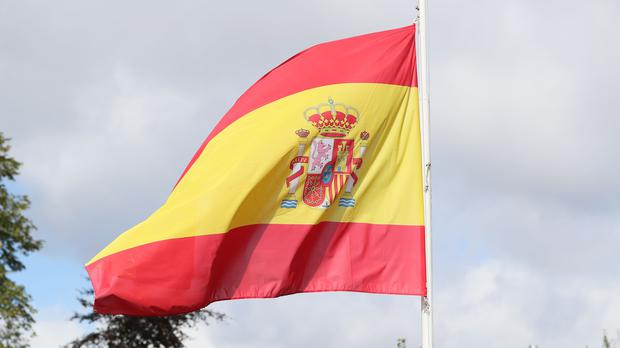 Spanish authorities said about 120 people have been given shelter in a public library, sports centre and school