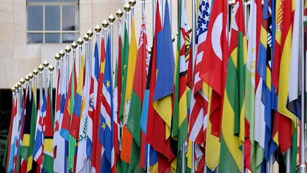 Flags of United Nations member states