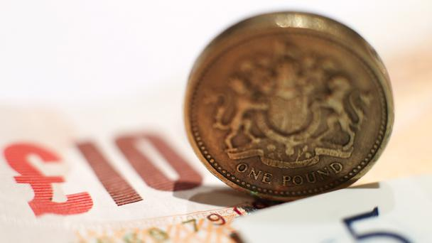 Stirling Currency Stock