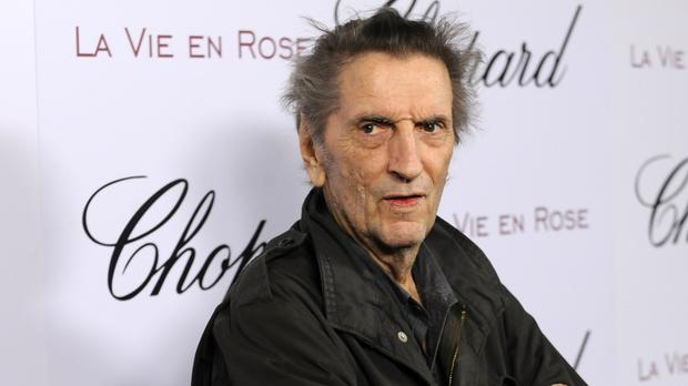 Harry Dean Stanton has died at age 91 (AP)
