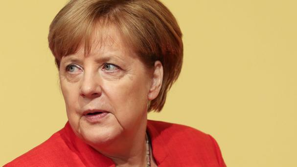 Although a surprise cannot be ruled out, pollsters are confident Mrs Merkel's conservative CDU will win the most seats in the Bundestag lower house.