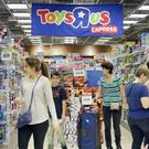 Shoppers in a Toys R Us store in Miami (AP/Alan Diaz)