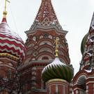 St Basil's Cathedral, in Moscow's Red Square