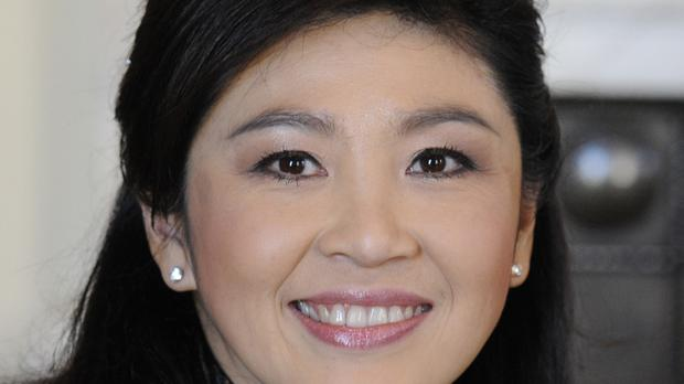 Thailand's former prime minister Yingluck Shinawatra