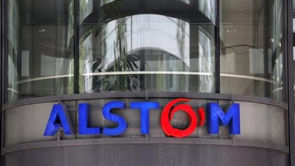 Alstom shares surge on Siemens rail tie-up