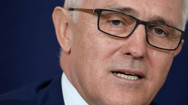 Australian prime minister Malcolm Turnbull said the space sector is one of