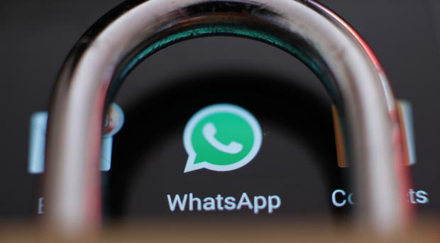 Attempts to set up new WhatsApp accounts on some Chinese mobile phones on Tuesday were met with network error messages