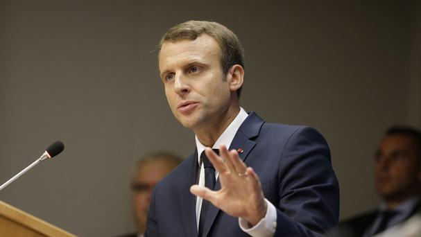 5 takeaways from Macron's big speech on Europe's future