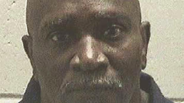 Keith Tharpe, who killed his sister-in-law 27 years ago, was due to be executed on Tuesday. (AP)