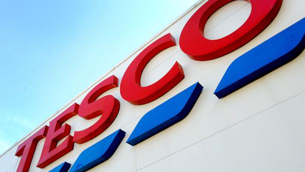 Tesco same-day online delivery service
