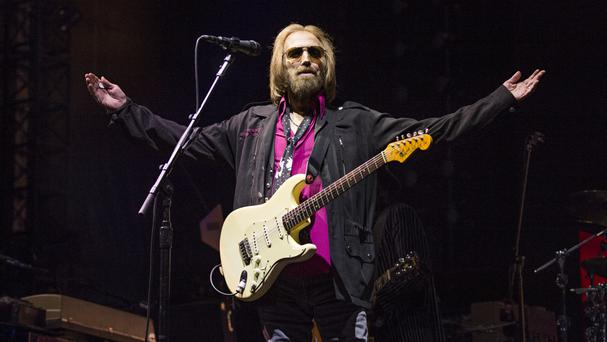 Rock legend Tom Petty has died aged 66