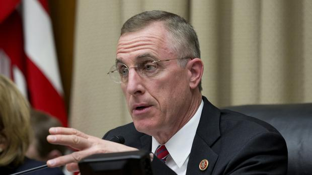 Republican congressman Tim Murphy has been forced to resign (AP Photo/J Scott Applewhite, File)