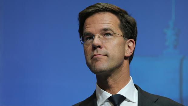 Mark Rutte is the prime minister of the Netherlands