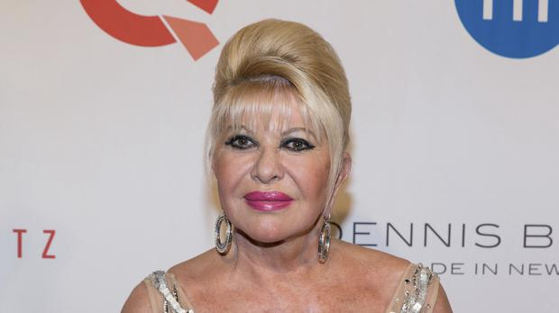 Ivana Trump has said that she talks to the president every two weeks and has a direct number to the White House (Photo by Michael Zorn/Invision/AP, File)