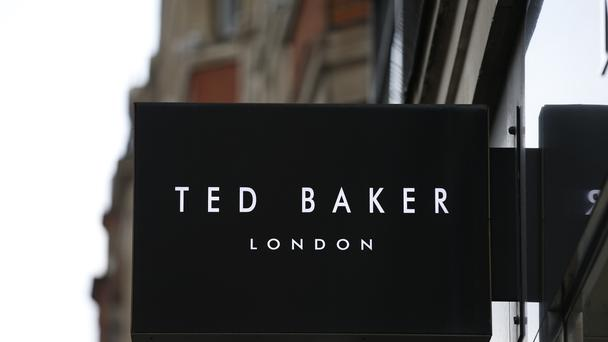 Ted Baker plc (TED) Receives