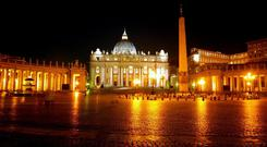 Stock picture of the Vatican