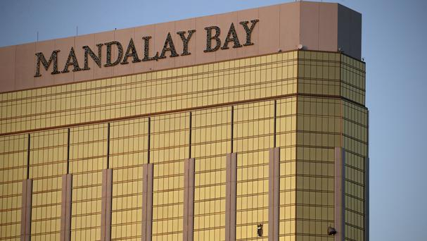 The Mandalay Bay hotel and police have differed over the events leading up to the mass shooting