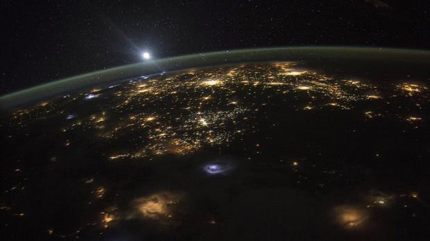 A view of Earth from space (AP)