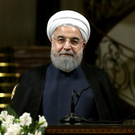 RevoInsulted: Iran's president Hassan Rouhani. Photo: AP