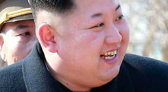 North Korean leader Kim Jong-un is 'extremely nervous' about assassination plots. Photo: Korean Central News Agency via AP