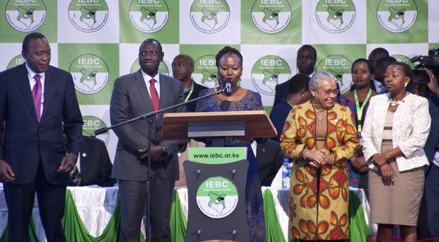 Difficult to guarantee fair presidential vote, says Kenyan election commission