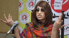 Qandeel Baloch was found dead at her home in Multan in July 2016 (AP)