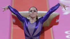 McKayla Maroney won a team gold and an individual silver on vault as part of the US women's team at the 2012 Olympics in London (AP)