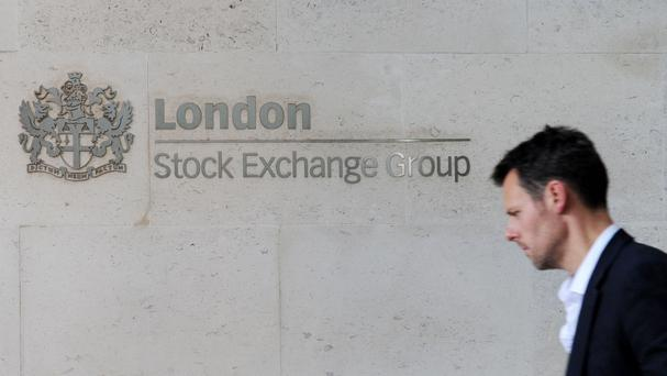 London Stock Exchange headquarters