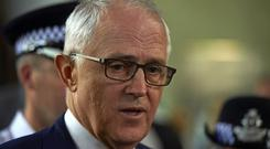 Australian Prime Minister Malcolm Turnbull dismissed a letter from North Korea to the Australian Parliament and other countries as a