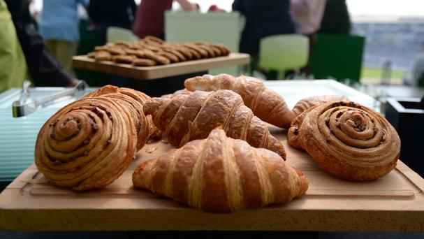 The butter shortage has hit production of delicacies such as croissants