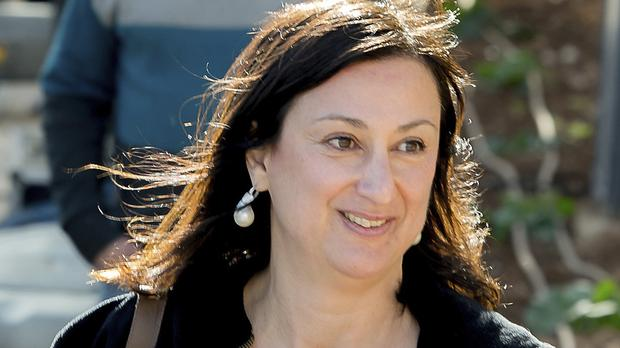 Malta arrests 8 over alleged plot against killed journalist