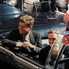DALLAS 1963: In the car, seconds before the first shot rings out