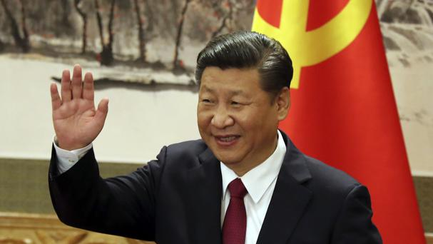 Chinese President Xi Jinping is beginning a second term as leader (AP Photo/Ng Han Guan)