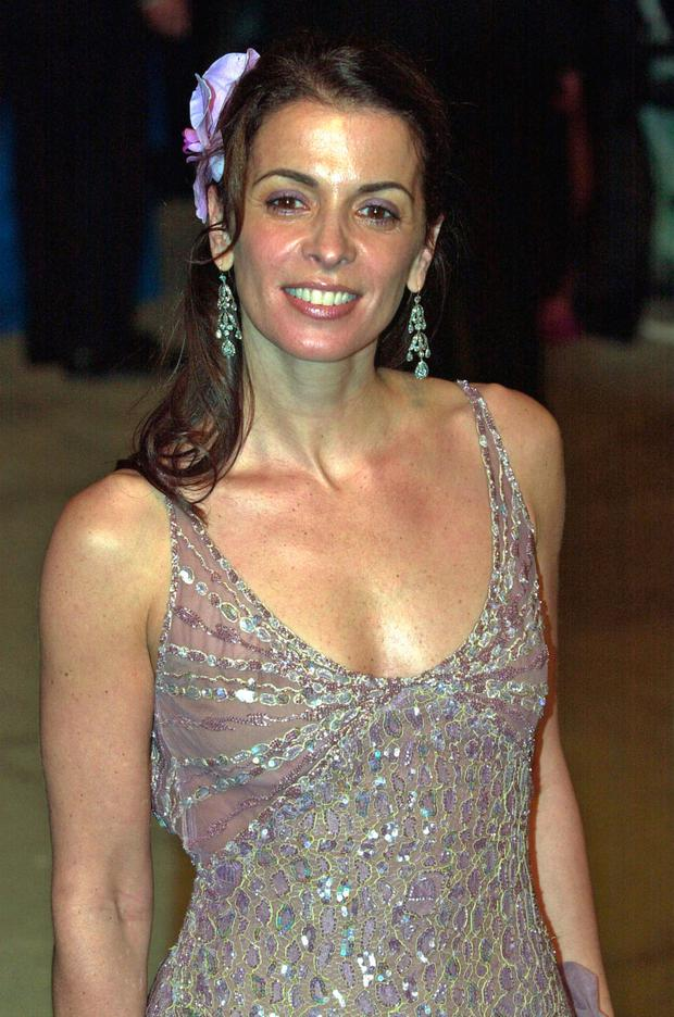 Actress Annabella Sciorra Photo: PA