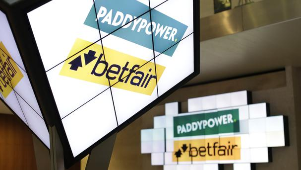 Paddy Power Betfair profits