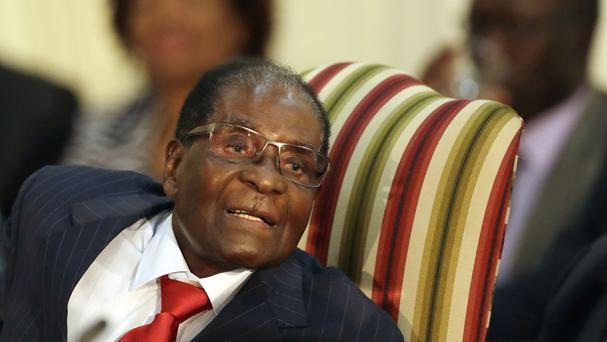 Robert Zimbabwe wants to see executions resume