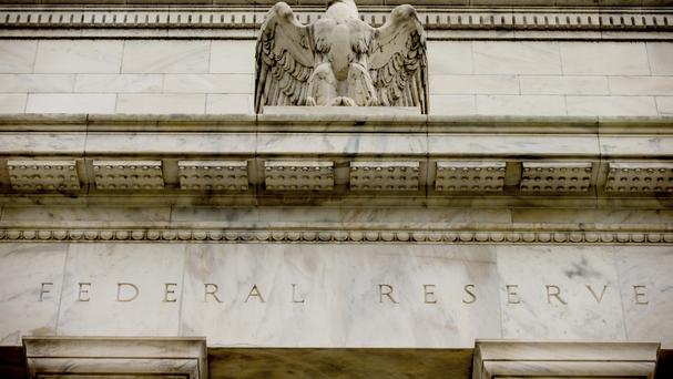 The Marriner S. Eccles Federal Reserve Board Building in Washington (AP)